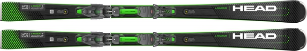 Горные лыжи Head Supershape e-Magnum + крепления PRD 12 GW (21/22)