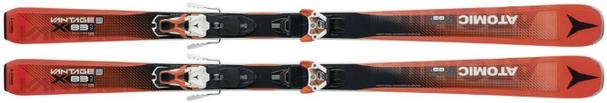 Горные лыжи Atomic Vantage X 83 CTI + крепления Warden 13 MNC DT (17/18)