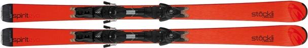 Горные лыжи Stockli Spirit Evo + крепления M AM12 C90 (16/17)