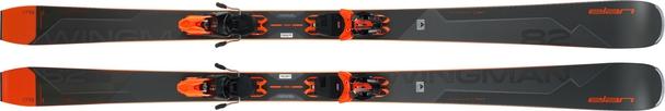 Горные лыжи Elan Wingman 82 Ti PowerShift + крепления ELX 11.0 GW (20/21)