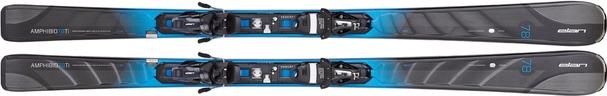 Горные лыжи Elan Amphibio 78 Ti Fusion + EL 11.0 (15/16)