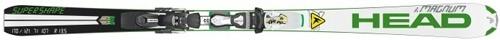 Горные лыжи с креплениями Head iSupershape Magnum SW SP13 + Freeflex Pro 11 (11/12)