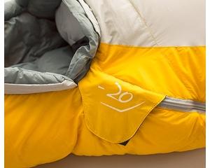 Спальный мешок RedFox Yetti-20 XL Long