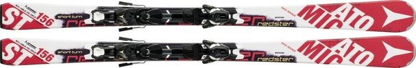 Горные лыжи Atomic Redster ST + XTO 10 (14/15)