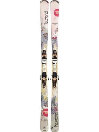 Горные лыжи с креплениями Rossignol Temptation 78 + Saphir 110L TPI2 11/12