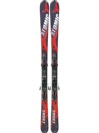 Горные лыжи с креплениями Atomic Smoke + J XTO 10 Grip 12/13