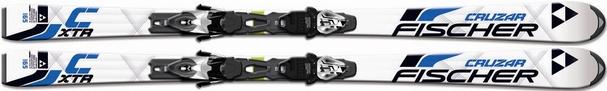 Горные лыжи Fischer XTR Cruzar + крепления RS 10 (15/16)