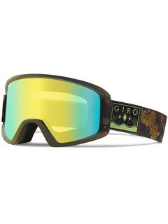 Маска Giro Semi Mil Spec Olive / Camo Captain / Loden Yellow 20 + Yellow 84