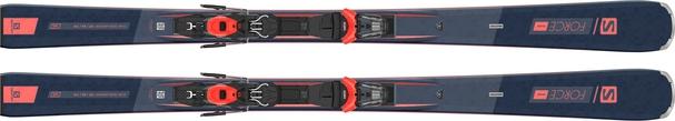 Горные лыжи Salomon S/Force Fever + крепления M11 GW L80 21/22 (20/21)