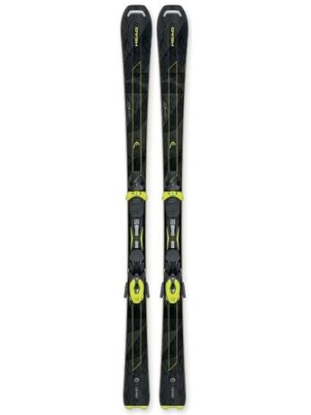 Горные лыжи Head Super Joy + крепления Joy 11 SLR 16/17