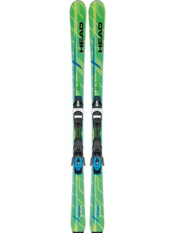 Горные лыжи Head Integrale 1000 + PR 11 BR78 14/15