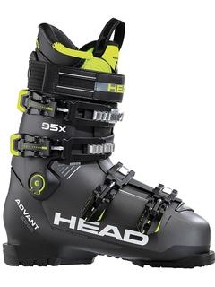 Горнолыжные ботинки Head Advant Edge 95 X (17/18)
