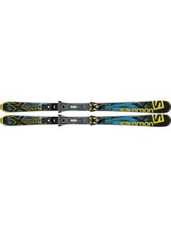 Горные лыжи Salomon X-Kart Pro (162) + Z12 Speed (14/15)