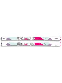 Горные лыжи Head Easy Joy + крепления Joy 9.0 AC SLR (17/18)