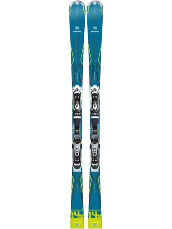 Горные лыжи Rossignol Pursuit 14 X + Axium 110 14/15