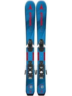 Горные лыжи Atomic Vantage JR 70-90 + крепления С 5 SR