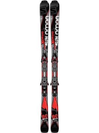 Горные лыжи Salomon X-Drive 80 + крепления Z10 14/15