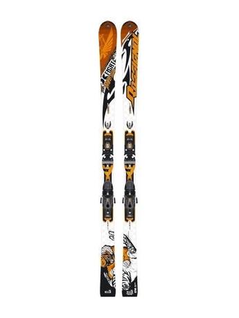 Горные лыжи Rossignol X-Fight 1 Oversize + крепления AXIAL2 120 TPI2 07/08
