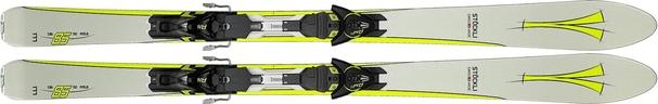 Горные лыжи Stockli Y 85 + M AM12 C90 (14/15)