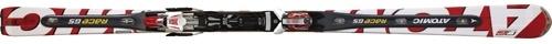 Горные лыжи Atomic Race D2 GS + крепления NEOX LT 12 Sport (09/10)