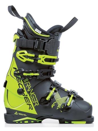 Горнолыжные ботинки Fischer Ranger 120 Vacuum Full Fit 17/18