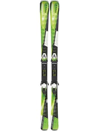 Горные лыжи с креплениями Elan Waveflex 78 Ti Green + ELX 12.0 11/12