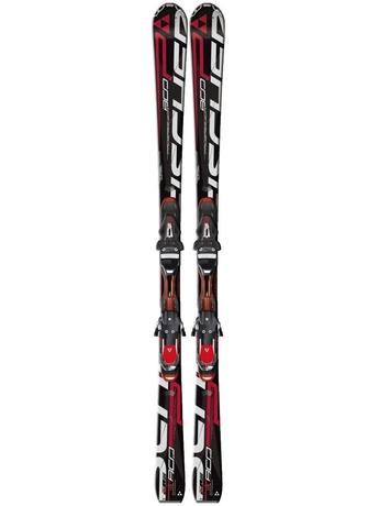 Горные лыжи с креплениями Fischer Progressor 800 Powerrail + RSX12 Powerrail 12/13