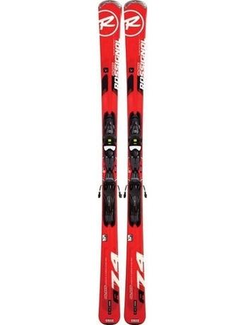 Горные лыжи с креплениями Rossignol Alias 74 + ZIP 100L ZIP 11/12