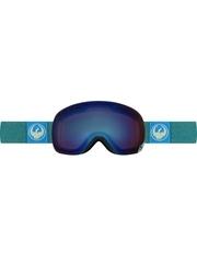 Маска Dragon X1S Hone Blue / Optimized Flash Blue + Optimized Flash Green