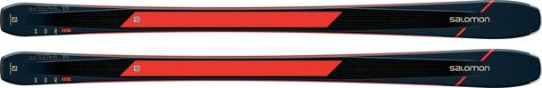 Горные лыжи Salomon XDR 84 Ti (19/20)