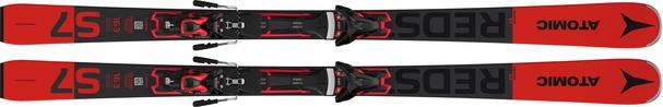 Горные лыжи Atomic Redster S7 + крепления F 12 GW (20/21)