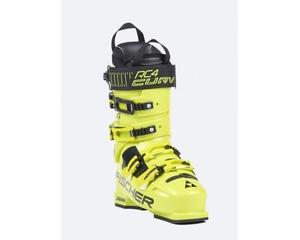 Горнолыжные ботинки Fischer RC4 Curv 120 Vacuum Full Fit Yellow 17/18