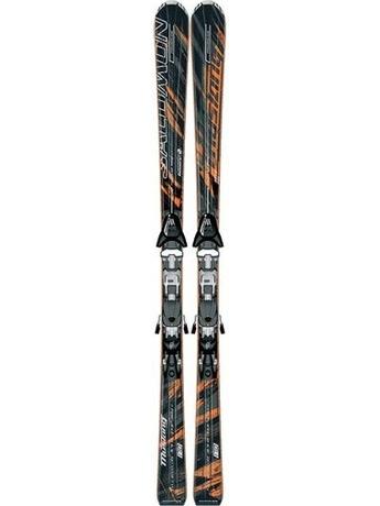 Горные лыжи с креплениями Salomon Mustang + SZ12SPEED S75 11/12