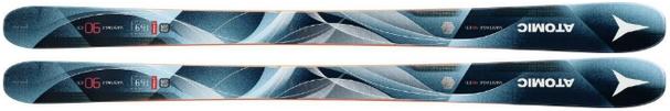 Горные лыжи Atomic Vantage 90 CTI W + крепления Warden 11 (17/18)