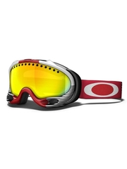 Маска Oakley A-Frame Red Future Primitive / Fire Iridium