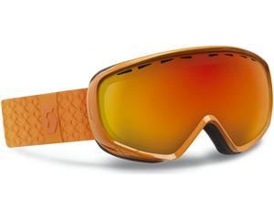 Маска Scott Dana Orange Solid / Red Chrome
