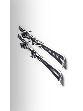 Горные лыжи Fischer C-Line Divine + крепления RS10 16/17