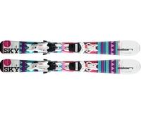 Горные лыжи Elan Sky QS + крепления EL 4.5 (70-90) (17/18)
