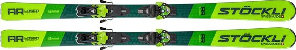 Горные лыжи Stockli Laser AR + крепления DXM 13 (21/22)