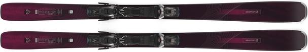 Горные лыжи Salomon Stance 84 + крепления M11 GW L90 21/22 (20/21)