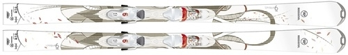 Горные лыжи Rossignol Unique 6 + Xelium Saphir 110 L (13/14)