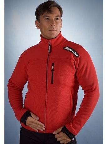 Куртка Besson Claviere red