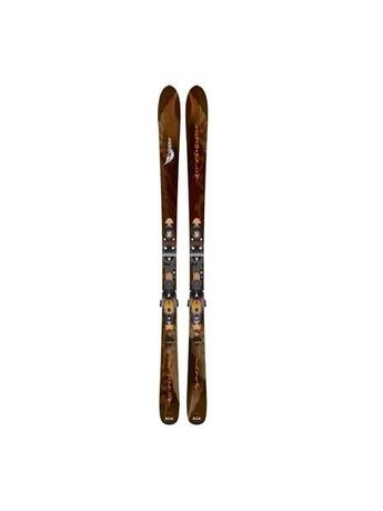Горные лыжи Rossignol Bandit B78 + крепления AXIAL2 120 TPI2 07/08