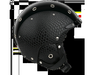 Шлем Indigo Snake Black
