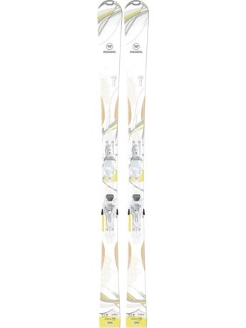 Горные лыжи Rossignol Unique 2S + Xelium Saphir 100 14/15