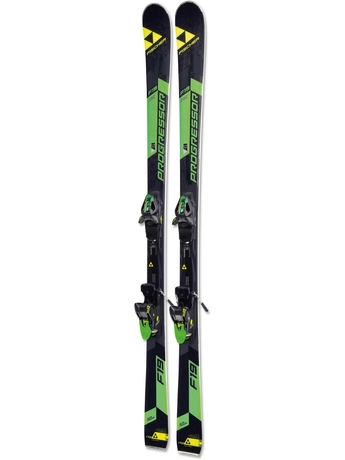 Горные лыжи Fischer Progressor F19 Ti + крепления RSX12 16/17