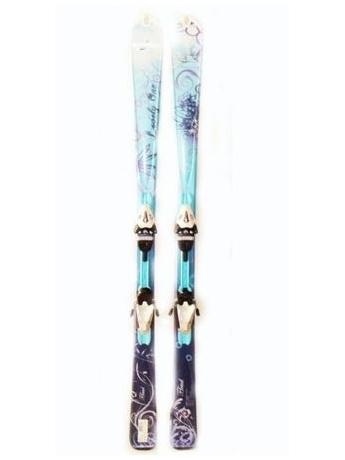 Горные лыжи Head Lovely one LR + крепления One LR 9 10/11