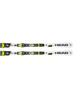 Горные лыжи Head Worldcup Rebels i.SL + крепления Freeflex Evo 11 (18/19)