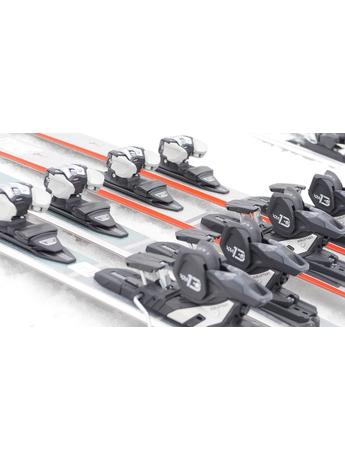 Горные лыжи Stockli Stormrider 88 + крепления XM 13 18/19