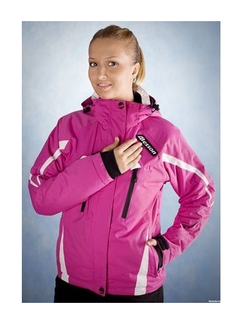Куртка Besson Nevegal pink